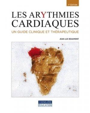Les arythmies cardiaques - gaetan morin - 9782765051763 -