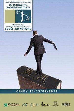 Le défi du notaire. édition bilingue français-néerlandais - Larcier - 9782804447342 -