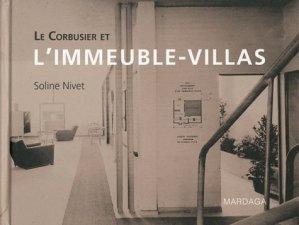 Le Corbusier et l'immeuble-Villas - mardaga - 9782804700805 - majbook ème édition, majbook 1ère édition, livre ecn major, livre ecn, fiche ecn