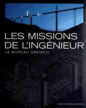 Les missions de l'ingénieur - prisme éditions / mardaga - 9782804701062 -