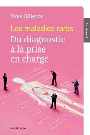 Les maladies rares - mardaga - 9782804707088 -