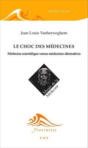 Le choc des médecines - eme - 9782806628800 -