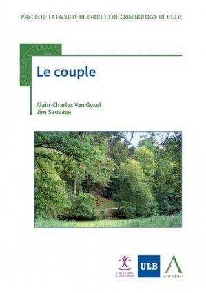 Le couple - Anthemis - 9782807205017 -