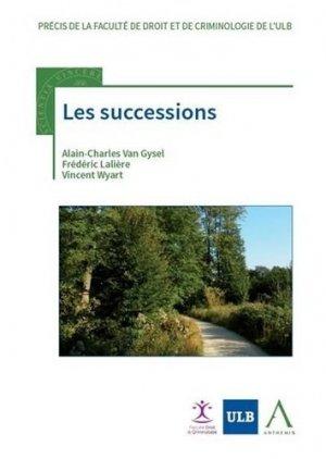 Les successions - Anthemis - 9782807206687 -