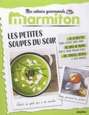 Les petites soupes du soir - Play Bac - 9782809664850 -