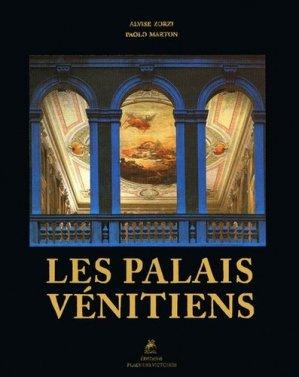 Les palais venitiens - place des victoires - 9782809910766 -