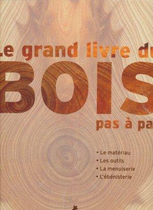 Le grand livre du bois - place des victoires - 9782809914207 -