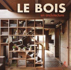 Le bois en architecture - place des victoires - 9782809916447 -