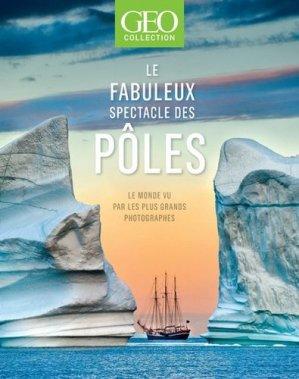 Le fabuleux spectacle des pôles - prisma - 9782810425884 -