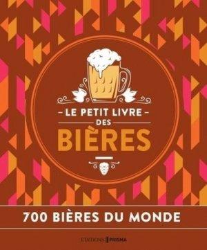 Le petit livre des bières - prisma - 9782810429653 -
