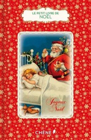 Le petit livre de Noël - du chene - 9782812318832 -