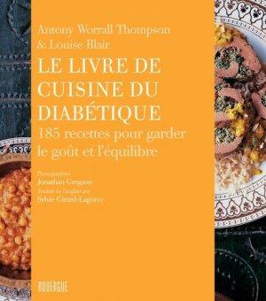 Le livre de cuisine du diabétique - rouergue editions - 9782812615252 -