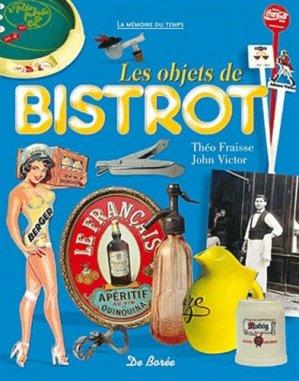 Les objets de bistrot - de boree - 9782812906213 -