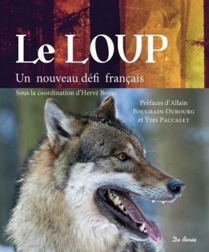 Le Loup - de boree - 9782812921094 -