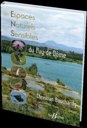 Les Espaces Naturels Sensibles du Puy-de-Dôme - de boree - 9782812927065 -