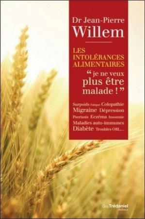 Les intolérances alimentaires - guy tredaniel editions - 9782813204141 -