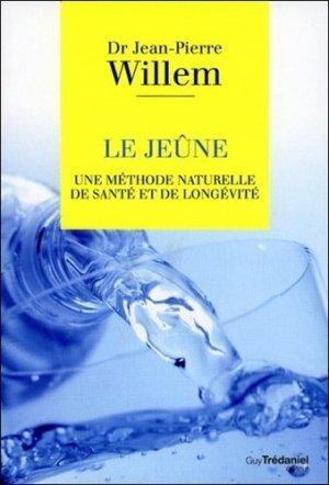 Le jeûne - guy tredaniel editions - 9782813207289 -