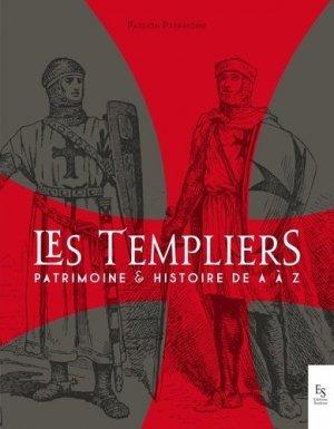 Les Templiers - alan sutton - 9782813811899 -