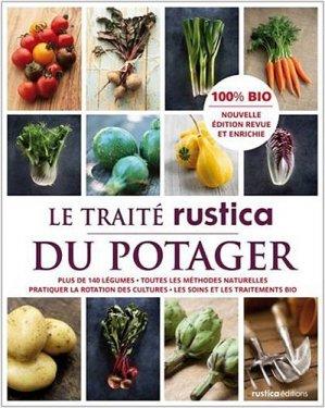 Le traité Rustica du potager - rustica - 9782815301374