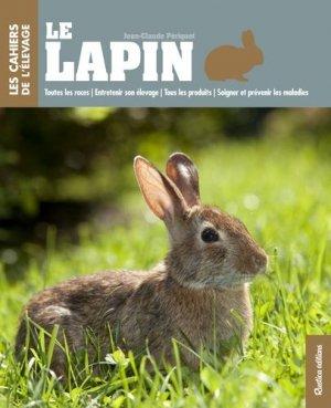 Le lapin - rustica - 9782815305013 -