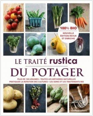 Le traité Rustica du potager - rustica - 9782815305556