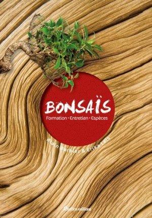 Les bonsaïs - rustica - 9782815305976