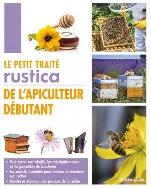 Le petit traité rustica de l'apiculteur débutant - rustica - 9782815310246