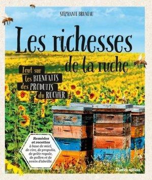 Les richesses de la ruche - rustica - 9782815311182 -