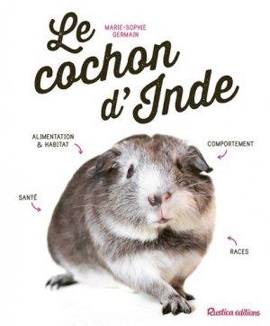 Le cochon d'inde - rustica - 9782815311441 -