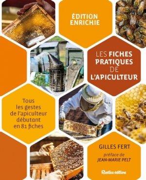 Les fiches pratiques de l'apiculteur - rustica - 9782815311649