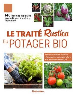 Le traité rustica du potager bio - rustica - 9782815312349