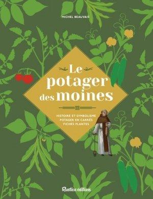Le potager des moines - rustica - 9782815313766