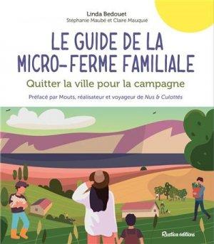 Le guide de la micro-ferme familiale - rustica - 9782815317764 -