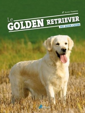 Le golden retriever - artemis - 9782816000146 -