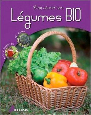 Légumes Bio - artemis - 9782816000818 -