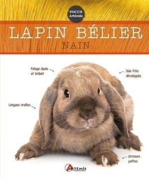 Le lapin bélier nain - artemis - 9782816008425 -
