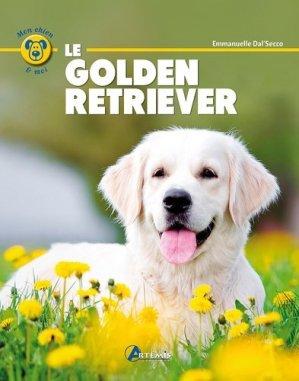 Le golden retriever - Artémis - 9782816008852 -