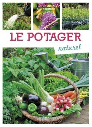 Le potager naturel - artemis - 9782816010657