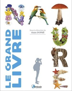 Le Grand livre de la nature - artemis - 9782816010879 -