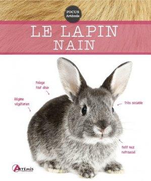 Le lapin nain - artemis - 9782816011814 -