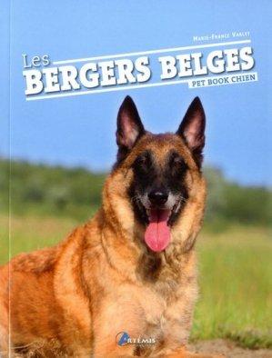 Les bergers belges - artemis - 9782816012781 -