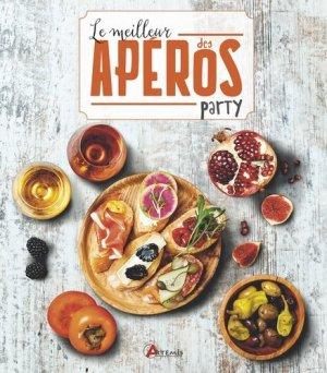 Le meilleur des apéros party - artemis - 9782816013733 -