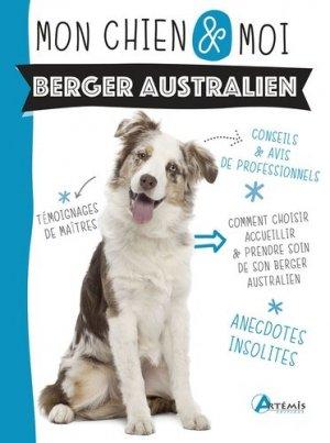 Le Berger australien - artemis - 9782816013795 -