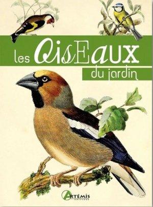 Les oiseaux du jardin - Artémis - 9782816014426 -
