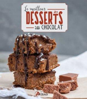 Le meilleur des desserts au chocolat - artemis - 9782816016505 -