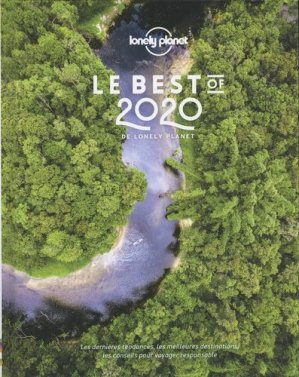 Le best of 2020 de Lonely Planet - lonely planet - 9782816177602 -