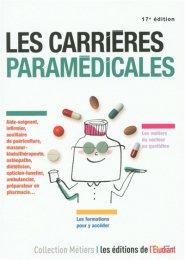 Les carrières paramédicales-l'étudiant-9782817605999
