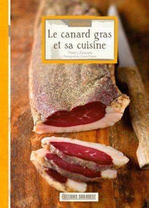 Le canard gras et sa cuisine - sud ouest - 9782817702650 -