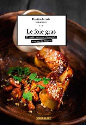 Le foie gras - sud ouest - 9782817706801 -