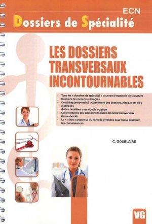 Les dossiers Tranversaux Incontournables - vernazobres grego - 9782818302392 -